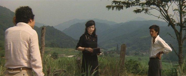 Das Dorf der acht Grabsteine (Yatsuhaka-mura)